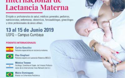 –II Congreso Internacional de Lactancia Materna